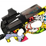 Gewehre und Pistolen