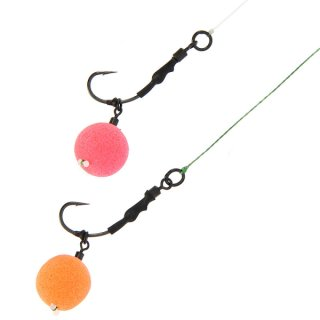 Ronnie Rigs - 3 Pack with Teflon Hooks Size 8