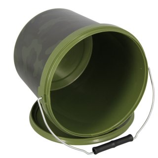 NEW Camo 5 Litre Round Bucket